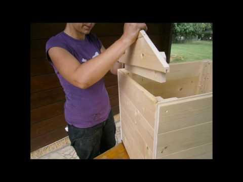 come costruire una cuccia in legno per il cane