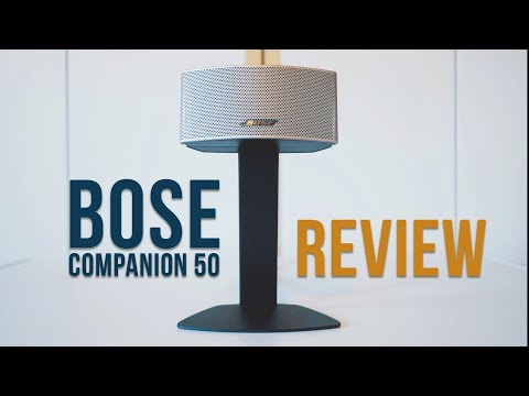 Bose Companion 50 Review - Test (deutsch)