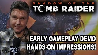 Shadow of the Tomb Raider First Impressions! - Electric Playground - dooclip.me