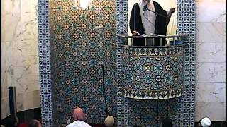 preview picture of video 'Friday Prayer at King Fahad Mosque Culver City, September 6, 2013 | Dhul-Qa`dah 1, 1434'