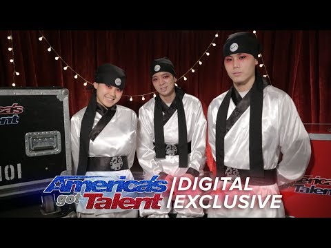 Dance Group Just Jerk Recall Their Unreal Experience On Agt America S Got Talent 2017