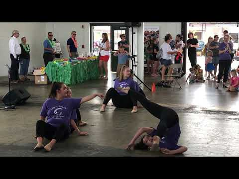 Video: Centre for the Performing Arts at 2019 Back to School Expo