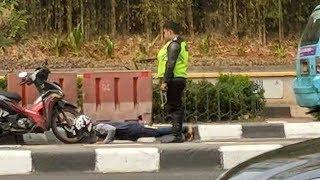 Sudah Beraksi 3 Kali, Begini Nasib Polisi Gadungan yang Tertangkap Lakukan Pungli di Casablanca