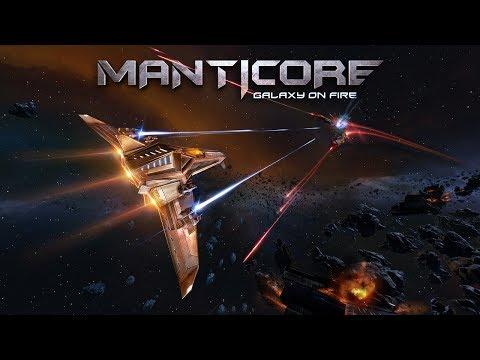 Manticore Galaxy on Fire - Gameplay [ESRB] thumbnail