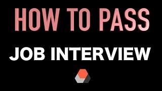 HOW TO PASS A JOB INTERVIEW | Software QA Engineer | Dima Shishkin