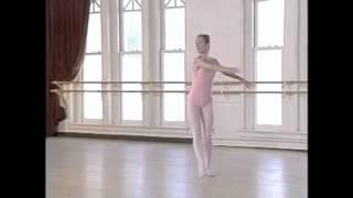 Christine Dunham - Ballet is Fun - Pique Turn