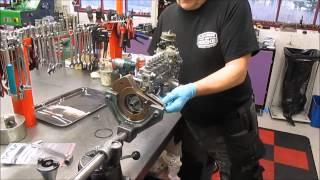 W124 OM606 T 6 Spd 17: Installing om606 Injection Pump - hmong video