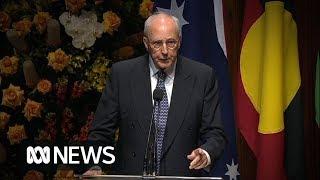 "Hawke Memorial: Paul Keating recalls how he and Hawke were ""stuck together"" | ABC News"