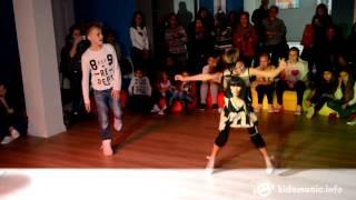 Слёт «Путь к успеху» — Танцевальные батлы: Саша Миненок и Тоня Володина