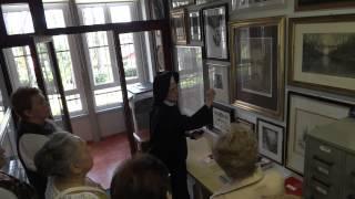 preview picture of video 'Skarby Domu Polskiego w Rzymie'