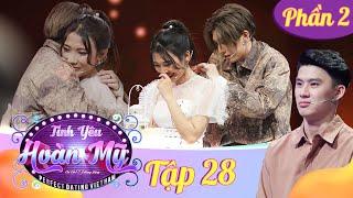 """Tình Yêu Hoàn Mỹ   Tập 28 Phần 2: Fan ruột Sơn Tùng MTP """"tổ chức cả concert"""" để tỏ tình người thương"""