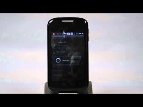 ZTE K-Flex(V793): Turn off / on data services