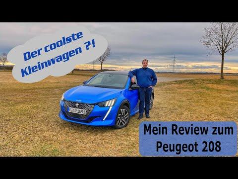 2020 Peugeot 208 PureTech 130 GT Line | Der coolste Kleinwagen? | Test - Review - Alltag