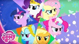 Мультфильм Дружба - это чудо про Пони - Самый лучший вечер