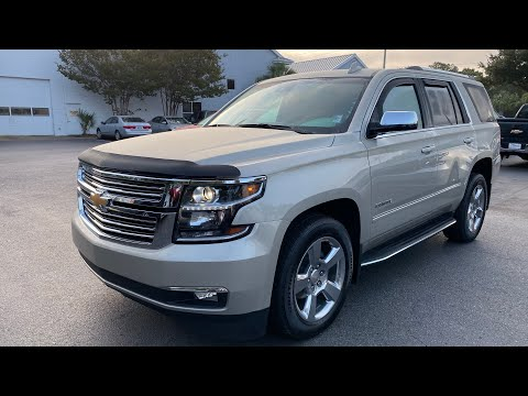 Pre-Owned 2017 Chevrolet Tahoe 2WD 4dr Premier
