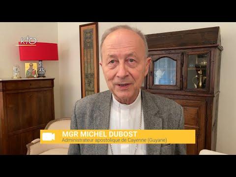 L'état d'esprit de Mgr Dubost avant son arrivée à Cayenne