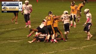 New Hope-Solebury Celebrates Homecoming by Demolishing Springfield Montco