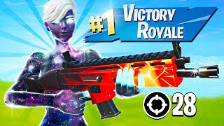 Winning in Solos! (Fortnite Season 3)