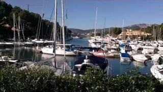 preview picture of video 'Mallorca Santa Ponsa Strände und Yachthafen Club Nautico'
