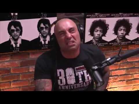 Joe Rogan on discovering marijuana for the first time