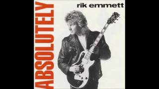 Rik Emmett - Saved By Love