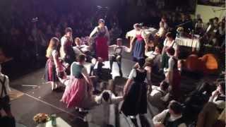 preview picture of video 'Agattanz @ Steirisch-kärntnerischer Abend 2013'