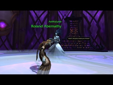 Syrenne & Aelthalyste - Patch 7.2 Follower Quests