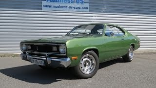 preview picture of video 'Plymouth Duster V8 318 ci 1972'