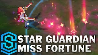 Star Guardian Miss Fortune Skin Spotlight - Pre-Release - League of Legends