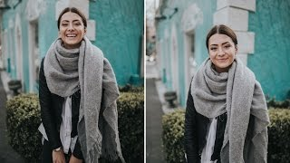 BLOGGER OUTFIT PICTURES | Downtown Behind The Scenes Photoshoot