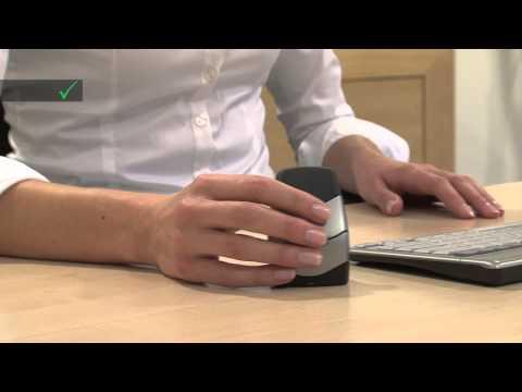 Evoluent 4 verticale muis instructiefilmpje