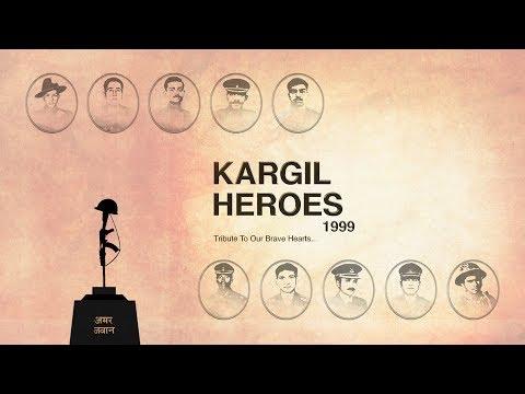 Naina Ashq Na Ho | Kargil Heroes-1999 | 4k | Indian Army Song | Vijay-Diwas |