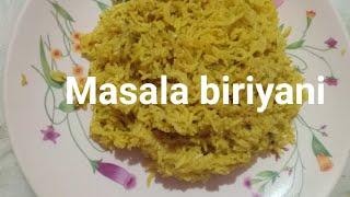 Masala Biryani/Biryani recipe in kannada