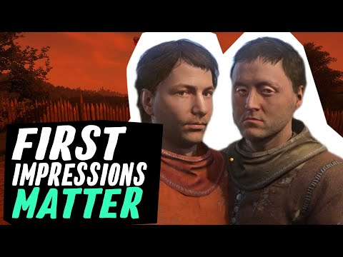 Why First Impressions Matter – Kingdom Come Deliverance