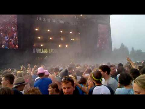 Der ziemlich okaye Popsong - Farin Urlaub (Frequency 2009)