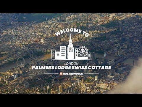 Palmers Lodge, England hostel