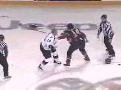 Leigh Salters vs Anthony Peluso