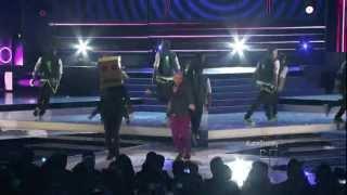 3BALL MTY - Sky Blu Of LMFAO(Intentalo)HD - Latin Grammy 2012