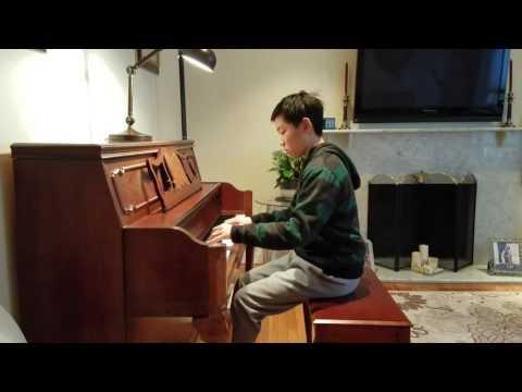 Fantasie-Impromtu by F. Chopin