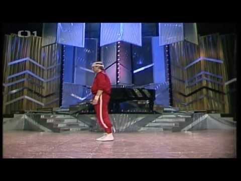 Jiri Korn Breakdance Možná přijde i kouzelník 1985