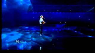 Paradise Oskar — Da da dam [Finland] Eurovision 2011
