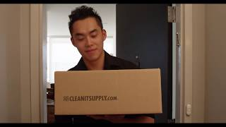 CleanItSupply.com Auto Delivery Service