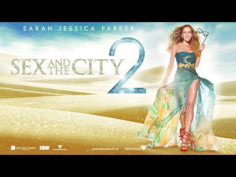 Sex and the City 2 - offizieller Trailer deutsch HD