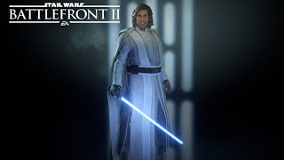 Star Wars Battlefront 2 - Old Luke Skywalker Skin MOD