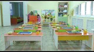 Поликлинику и детсад открыли в новых районах Алматы (14.12.18)