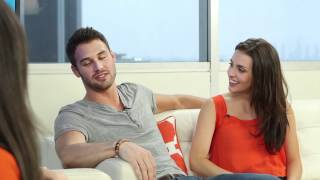 Райан Гузман, Ryan Guzman & Kathryn McCormick Talk 'Step Up Revolution' Choreography