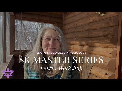 SK Master Series: Online Specialized Kinesiology Workshop