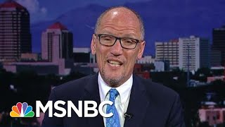 DNC Chair Tom Perez On First Debate: 'It's Great To Have A Large Field' | Hallie Jackson | MSNBC