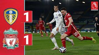 Leeds United 1-1 Liverpool Pekan 32