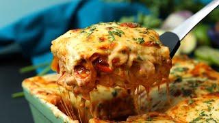 How To Make Chicken Fajita Lasagna